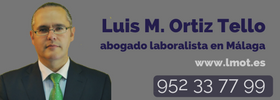 Luis Manuel Ortiz Tello Abogado Laboralista Málaga